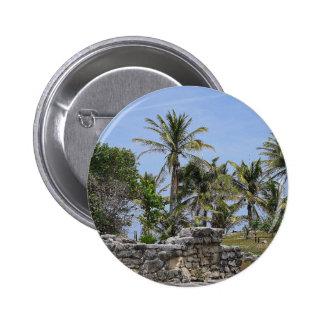 Tulum 3 2 inch round button