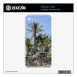 Tulum 3 skins for iPhone 4S