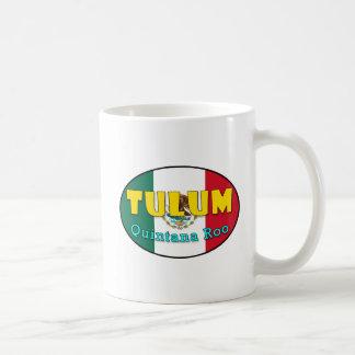 Tulum - Ancient Mayan City Beautiful Beaches Coffee Mug