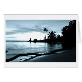 Tulum Beach Card
