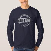 Tulum Beach Title T-Shirt