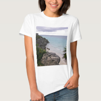 Tulum Mayan Ruins Mexico Cozumel Shirt