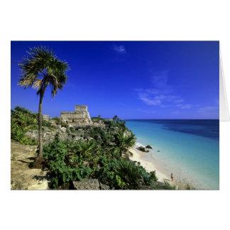 Tulum, Mexico 2 Card