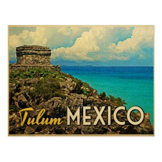 Tulum Mexico Post Card