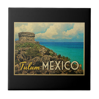 Tulum Mexico Tile