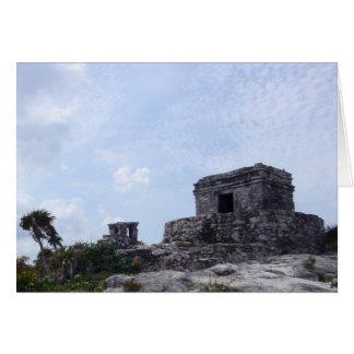 Tulum, Quintana Roo, Mexico Card