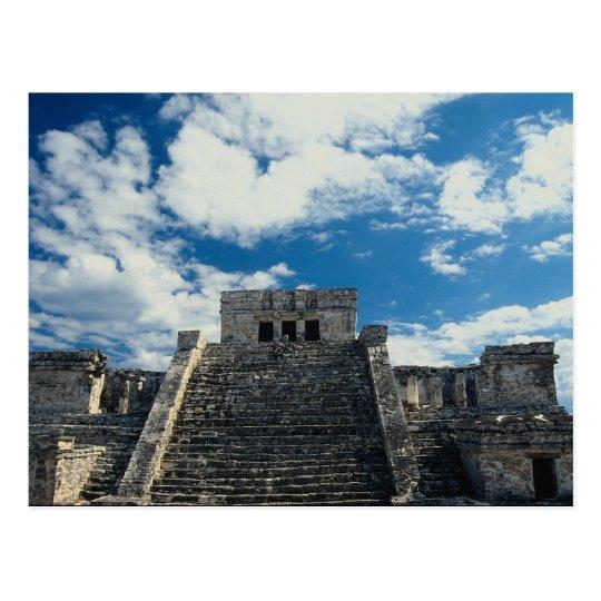 Tulum, Quintana Roo, Mexico Postcard