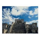 Tulum, Quintana Roo, México Tarjeta Postal