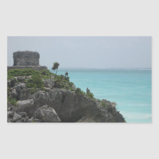 Tulum Ruin Sticker