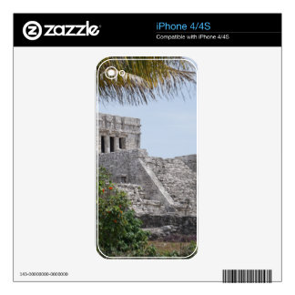 Tulum Skin For iPhone 4