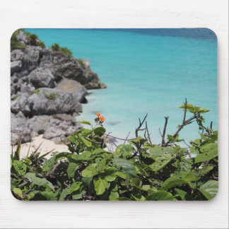 Tulum view mouse pad