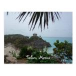 tulummexico, Tulum, Mexico Post Card