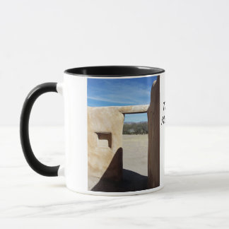 Tumacacori Doorway Mug