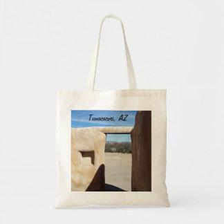 Tumacacori Doorway Tote Bag