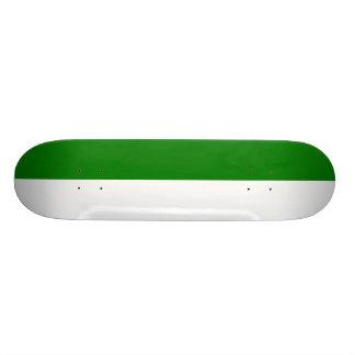 Tumaco, Columbia Custom Skate Board