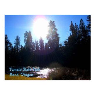 Tumalo State Park Postcard