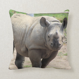 Tumani Throw Pillow