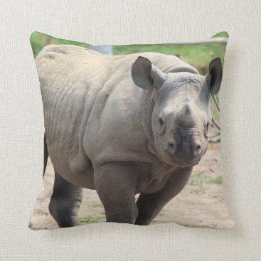 USA Themed Tumani Throw Pillow