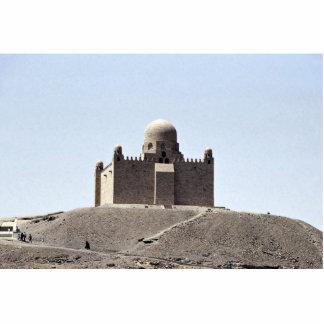Tumba de Aga Khan, desierto de Asuán, Egipto Fotoescultura Vertical