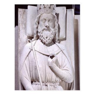 Tumba de Clovis I, rey de las cartas francas Tarjetas Postales