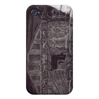 Tumba de Etruscan, c.1780 iPhone 4/4S Funda