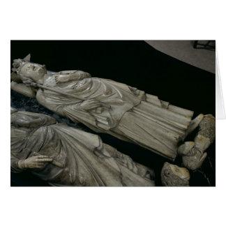 Tumba de Felipe IV Le Bel, 1327 Felicitación