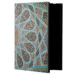 Tumba de Hafez dentro de la caja del aire del iPad