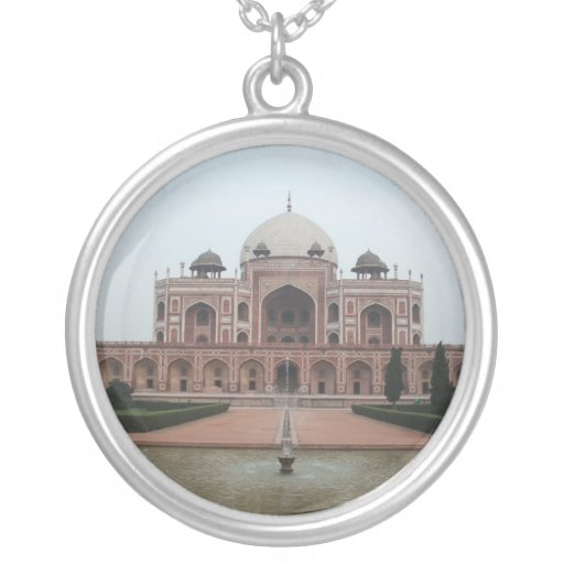 Tumba de Humayun Delhi la India Grimpolas