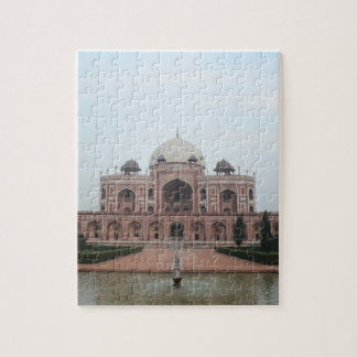 Tumba de Humayun Delhi la India Rompecabeza