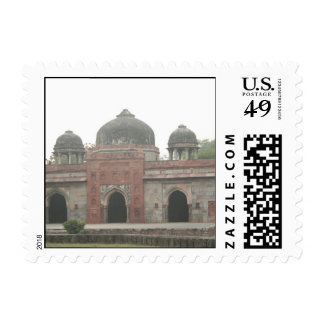 Tumba de Humayun Delhi la India Sellos
