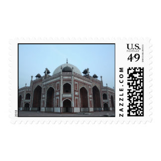 Tumba de Humayun Delhi la India Envio