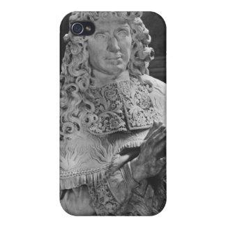 Tumba de Jean-Baptiste Colbert de Torcy iPhone 4 Funda