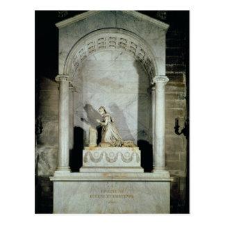 Tumba de la emperatriz Josephine 1825 Postales