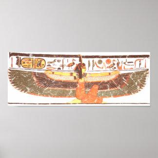 Tumba de Maat- Nefertari Posters
