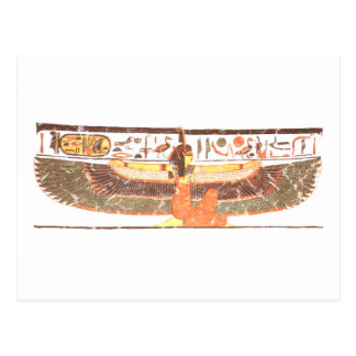 Tumba de Maat- Nefertari Tarjetas Postales