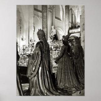 Tumba de Maximiliano I Póster