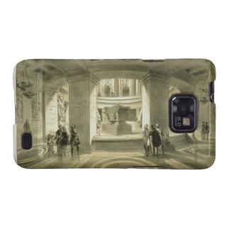 Tumba de Napoleon (1769-1821) en Invalides, de 'P Samsung Galaxy S2 Funda