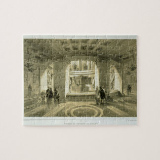 Tumba de Napoleon 1769-1821 en Invalides de P Rompecabeza