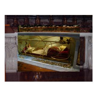 Tumba del papa Juan XXIII bendecido Postal