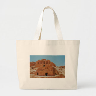 Tumba del Petra de los obeliscos Bolsa De Mano
