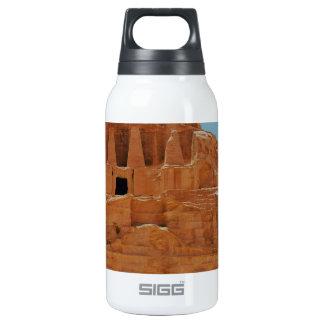 Tumba del Petra de los obeliscos Botella Isotérmica De Agua