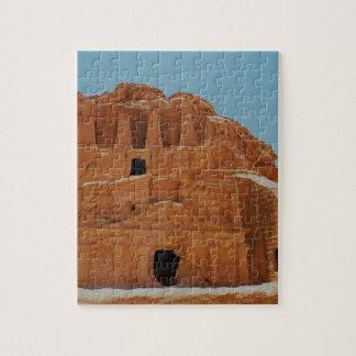 Tumba del Petra de los obeliscos Puzzles