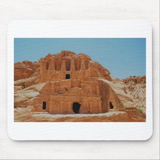 Tumba del Petra de los obeliscos Tapete De Ratón
