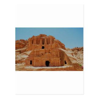 Tumba del Petra de los obeliscos Postales