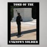 Tumba del poster del soldado desconocido