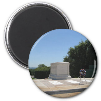 Tumba del soldado desconocido imán de frigorifico