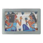 Tumba egipcia de Nakht Hebilla Cinturon Rectangular