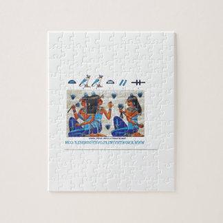 Tumba egipcia de Nakht Puzzle