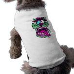 Tumba rápida camisetas de perrito