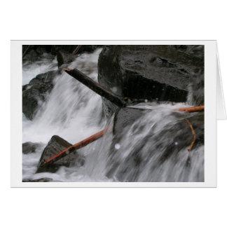 Tumble Creek Card